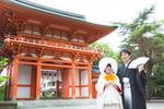 [和装ロケーション]大阪から京都へ結婚の前撮り