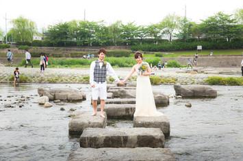 [人気]京都であさこなカップルの前撮りレポート